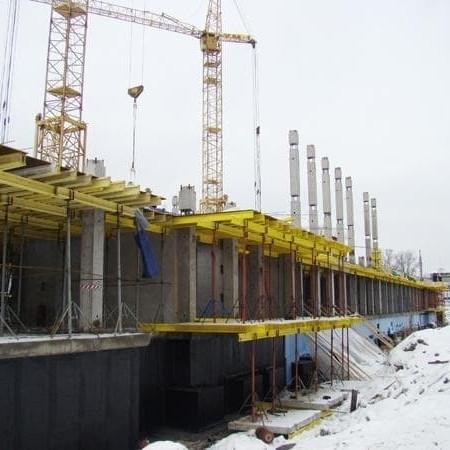 Санкт-Петербург строительство жк Богатырь